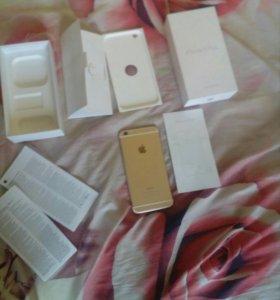 Срочно Торг Iphone 6s PIUS