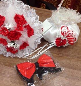 Набор для красной свадьбы