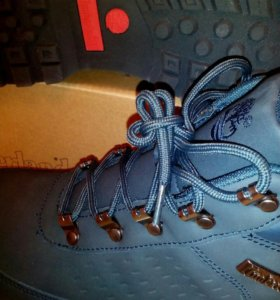 Timeberland зимние ботинки