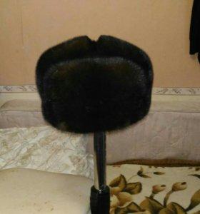 Норковая шапка формовка размер 58 - 60
