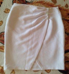 Новая шифоновая юбка