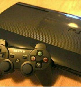 PS 3 SUPER SLIM 500 GB.