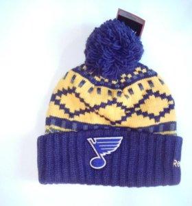 Хоккейная шапка Reebok St. Louis Blues NHL
