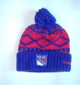 Хоккейная шапка Reebok New York Rangers NHL