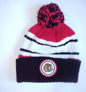 Хоккейная шапка Mitchell&Ness Chicago Blackhawks