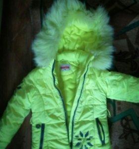 Зимний комплект Донило