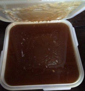 Мёд гречишный. Амурская область.