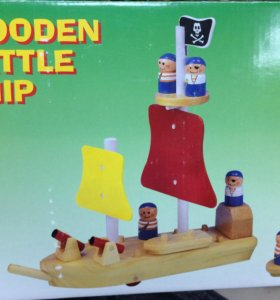 Деревянный корабль (пираты)