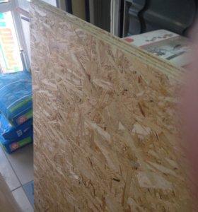 Плита древесная OSB 9mm