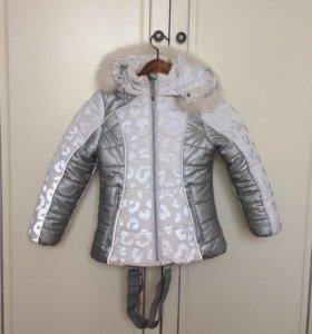 Новый зимний комбинезон и куртка орби
