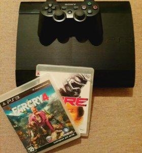 PlayStation 3(12 Гб)