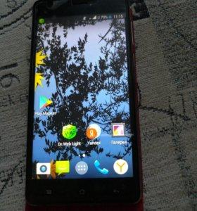 Смартфон X-shine TM-5007 4GB