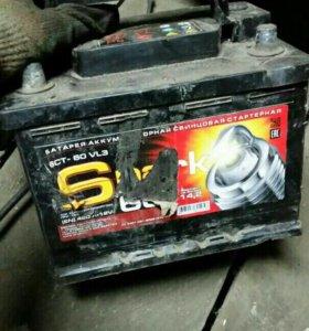 Аккумулятор 60а