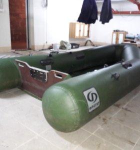 Лодка под мотор фрегат 290ек