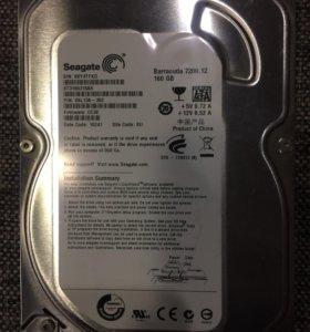 Жёсткий диск Seagate 160Gb