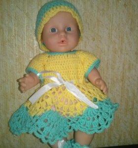 Одежда для куклы ручной работы