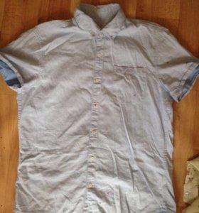 Рубашка из reserved