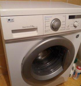 Машинка стиральная LG