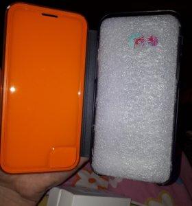 Чехол новый на Samsung