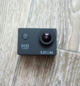 Go pro sjcam 4000 разрешение 1080 Full HD