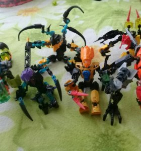 Роботы из лего