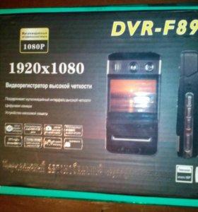 Портативный автомобильный видеорегистратор DVR-890