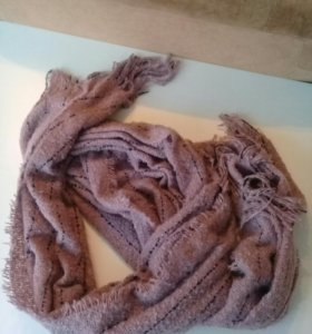 Палантин новый теплый (шарф)