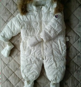 Moncler Комбинезон зима