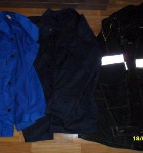 Мужские куртки спец. одежда, куртки, шапки, кепки.