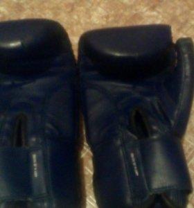 Боксёркие перчатки