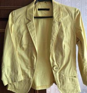 Пиджак женский размер 40