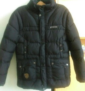 Куртка зимняя, размер XXL