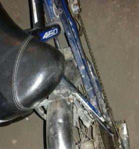Велосипед скоросной