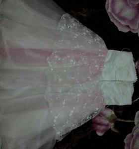 Платье вся длина 84см ог-71см.от-66см