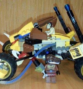 Лего Чима 70002 Лев Леннокс атакует