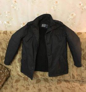 Зимняя куртка - пальто