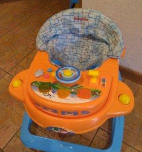 Ходунки Baby Care «Tom&Mary»