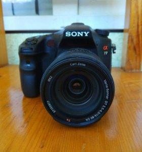 Sony A77 + Sony Carl Zeiss (SAL16-80Z)