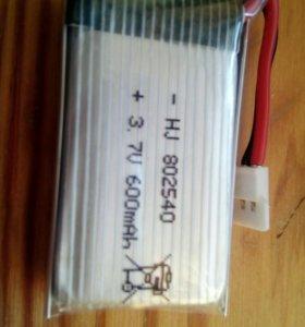Аккумулятор syma x5 600mah