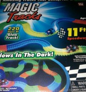 Трек и машинка ,,magic traks,,
