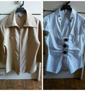 Рубашки обе за 100