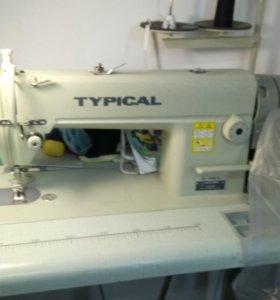 Швейная машинка для средних и тяжёлых тканей