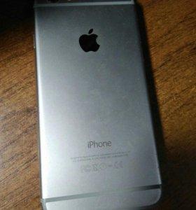 Продам айфон 6.128 память