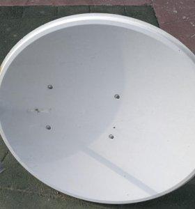 Спутниковая антенна.
