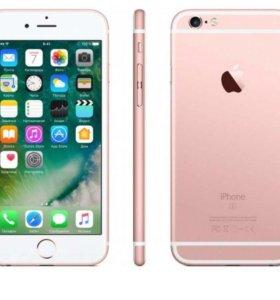 iPhone 6s 16 Гб Розовое золото. Торг