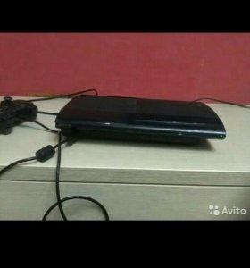 PS 3 не прошитая superslim 500 гб Суперская торг