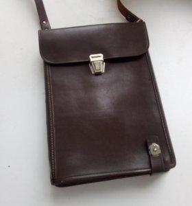Офицерский планшет, сумка мужская