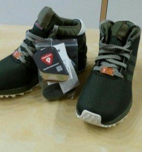 Зимние кроссовки adidas zx flux 5/8 оригинал
