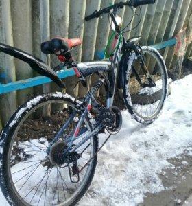 Велосипед стекс