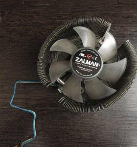 Кулер системы охлаждения.